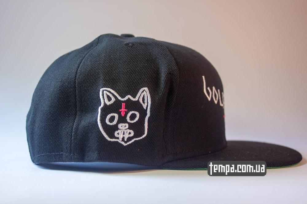 кепка с котом OFWGKTA Odd future golf wang  купить оригинал закзать