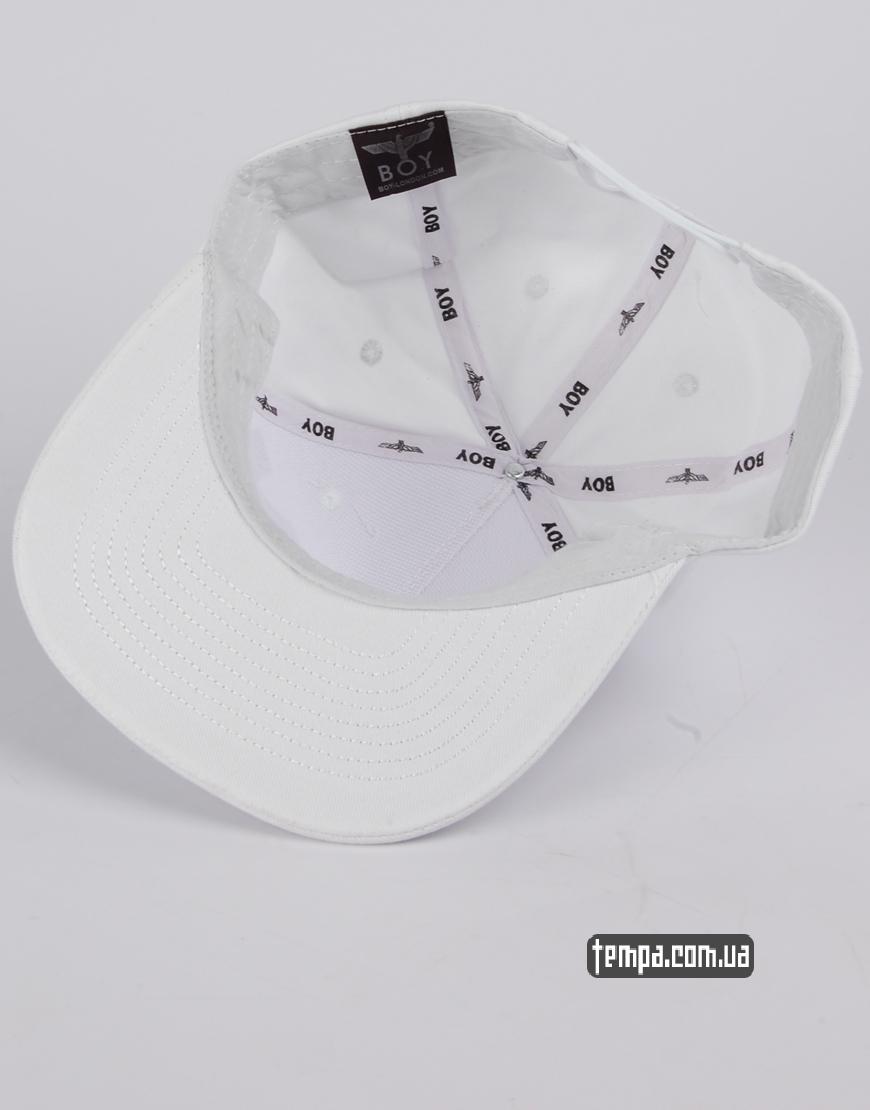Boy-London-Snapback-Cap-White-3-055525005
