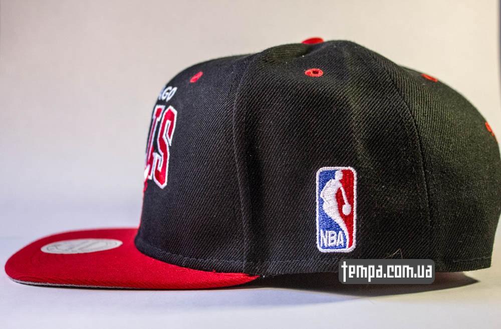 Кепка Snapback Chicago Bulls NewEra NBA купить реперскую бейсболку_1