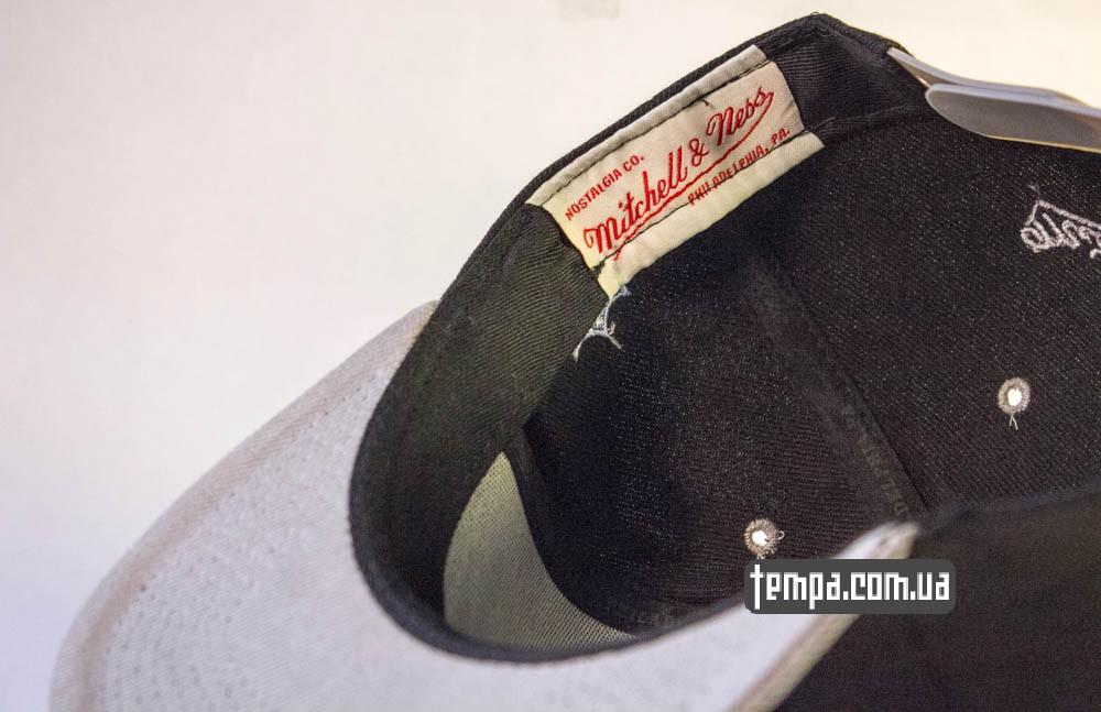 Кепка Snapback RAIDERS черную купить бейсболку_3