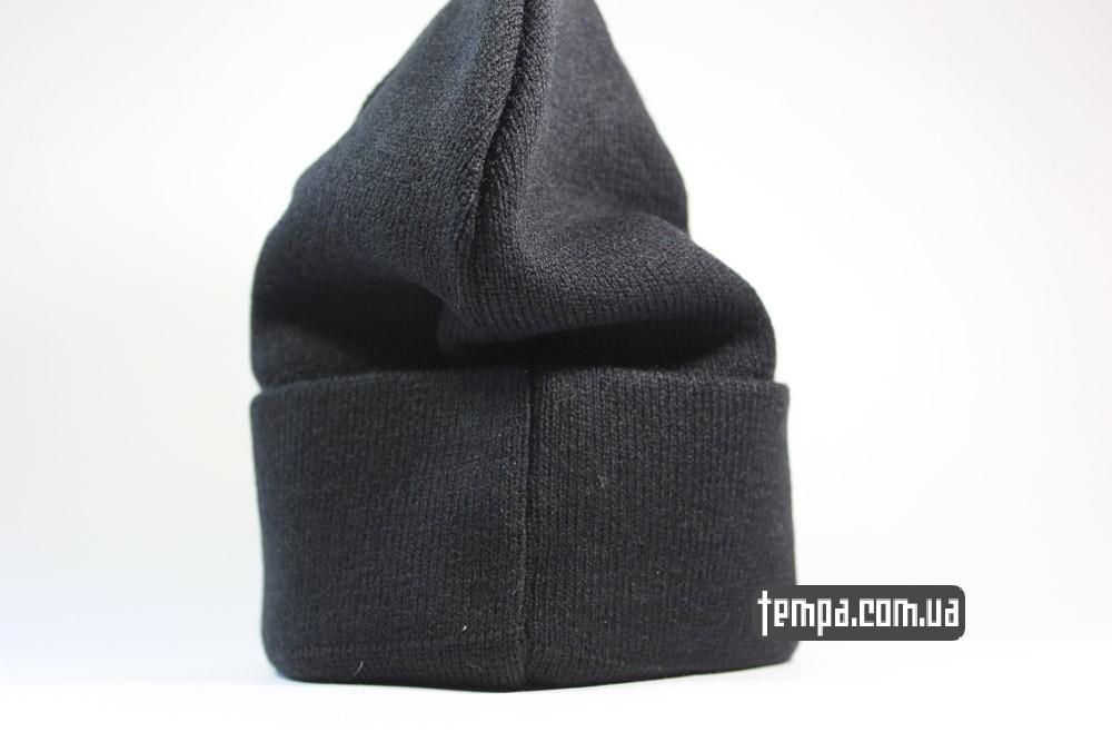 бини черная зимняя шапка шерстяная темная FREE PUSSY RIOT купить украина