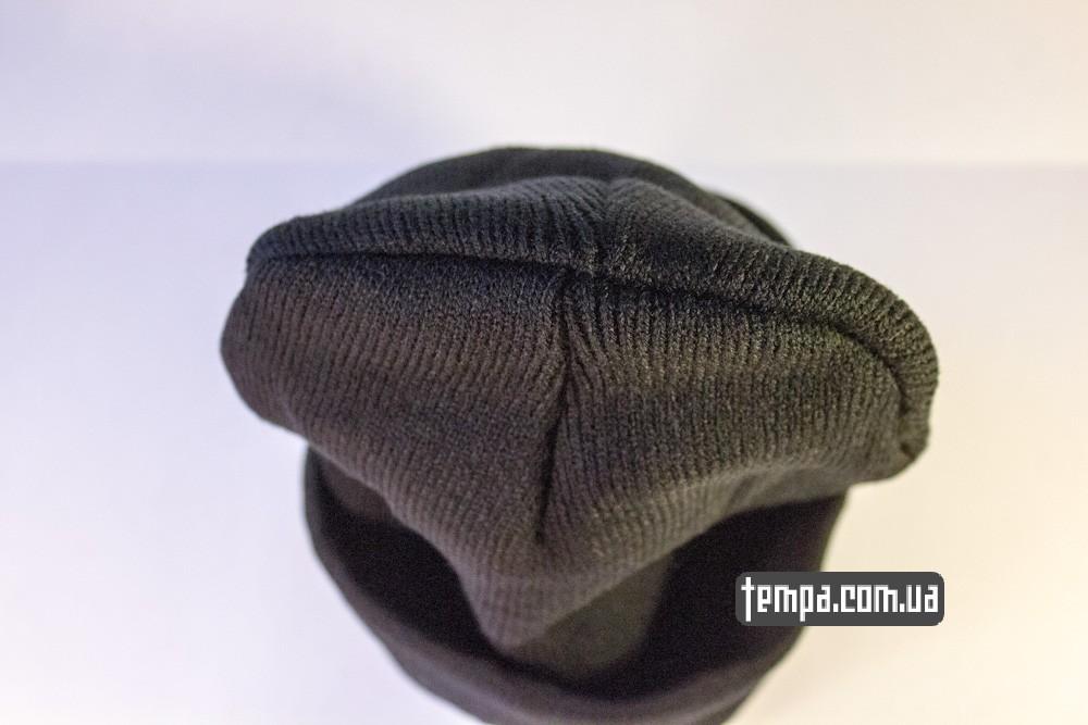 купить шапку черную BOY London Eagle с орлом_4