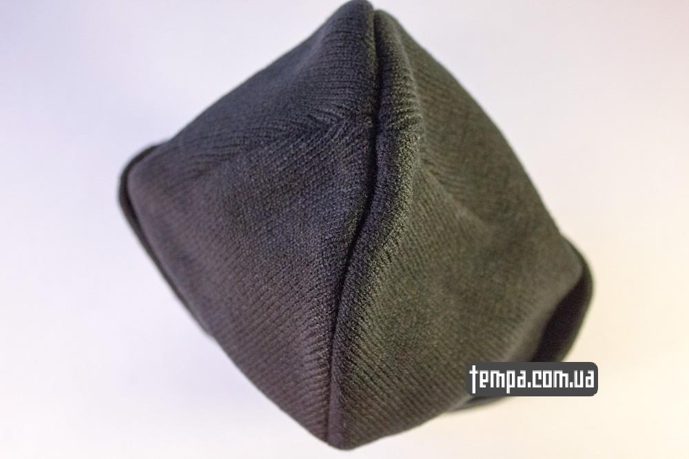 купить шапку черную MISHKA с глазом_3
