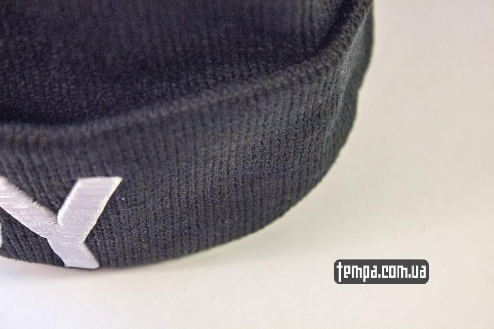 шапка черная BOY London оригинальная купить в украине_5