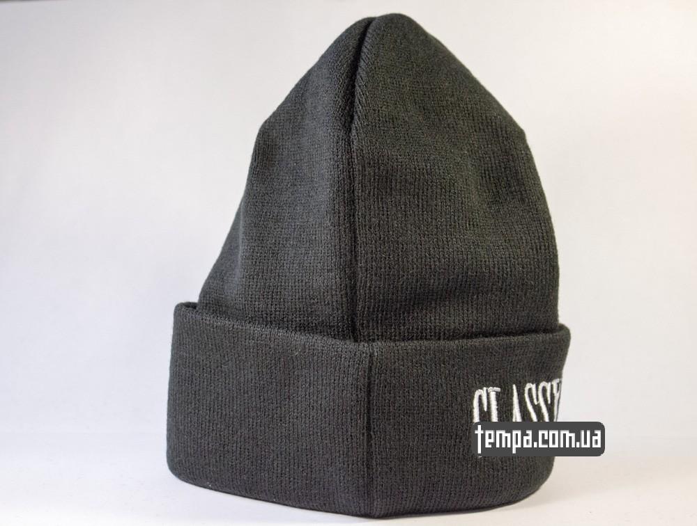 шапка черная CLASSY BITCH с крестом купить в украине_3