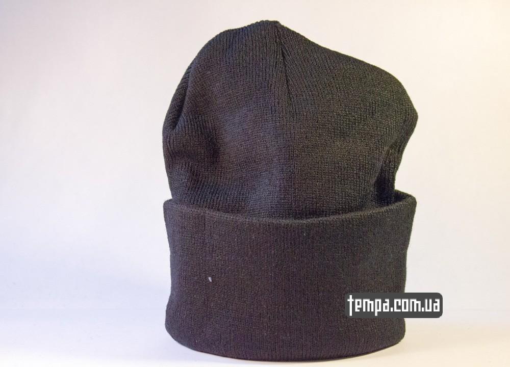шапка черная Crooks and Castles Cocaine and Caviar купить в украине_3