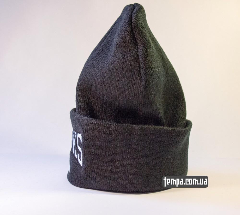 шапка черная Crooks and Castles купить в украине_1