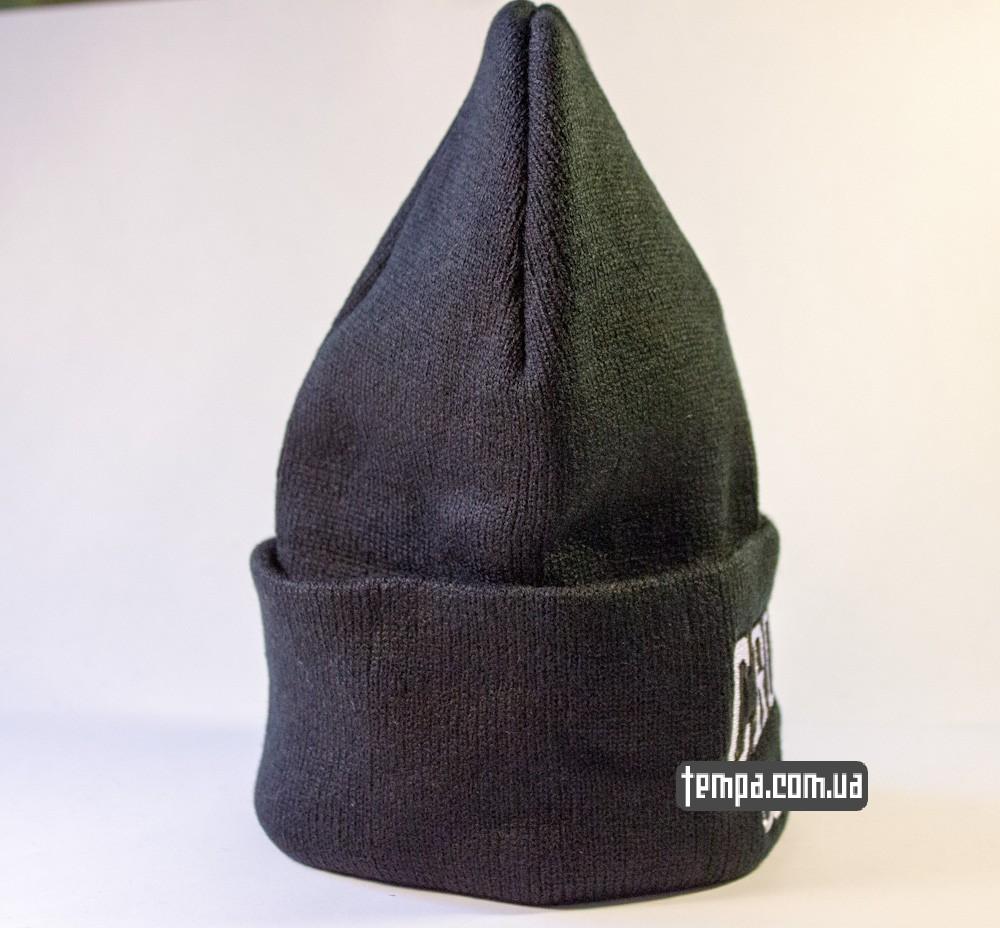 шапка черная Crooks and Castles купить в украине_3
