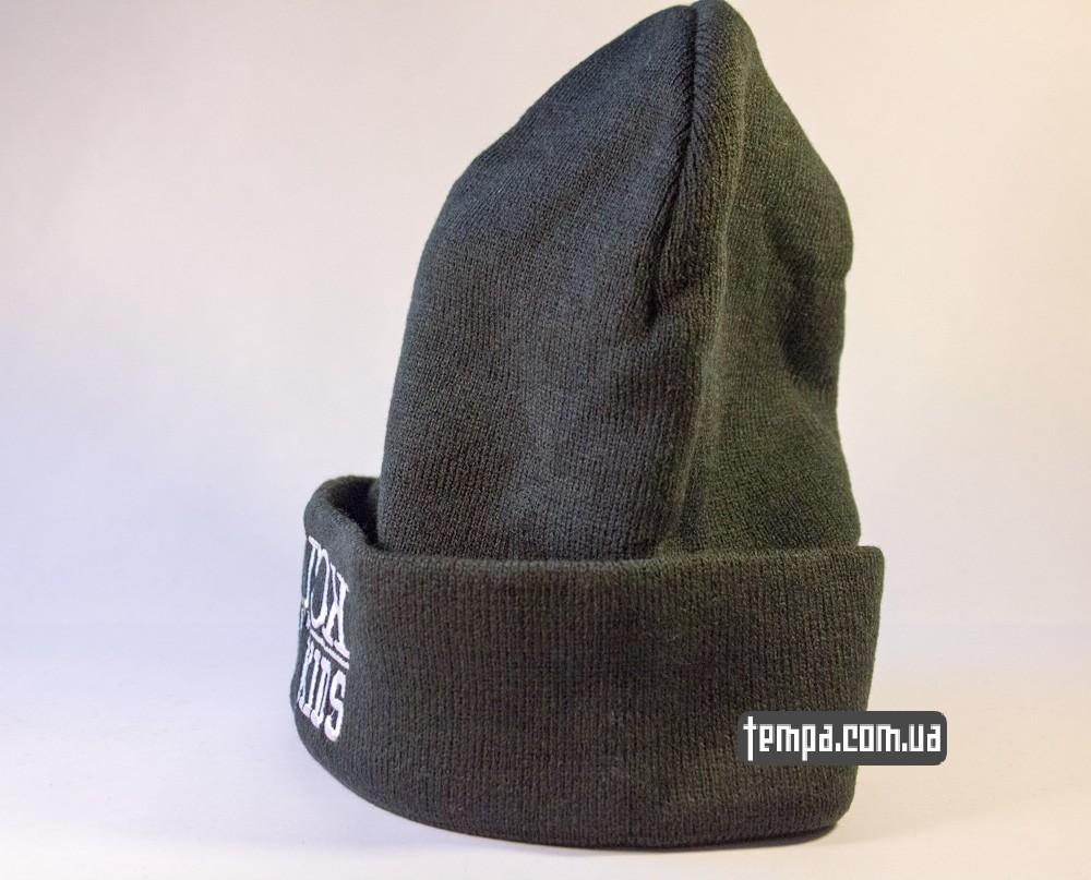 шапка черная Fuck the Cool Kids купить в украине_2