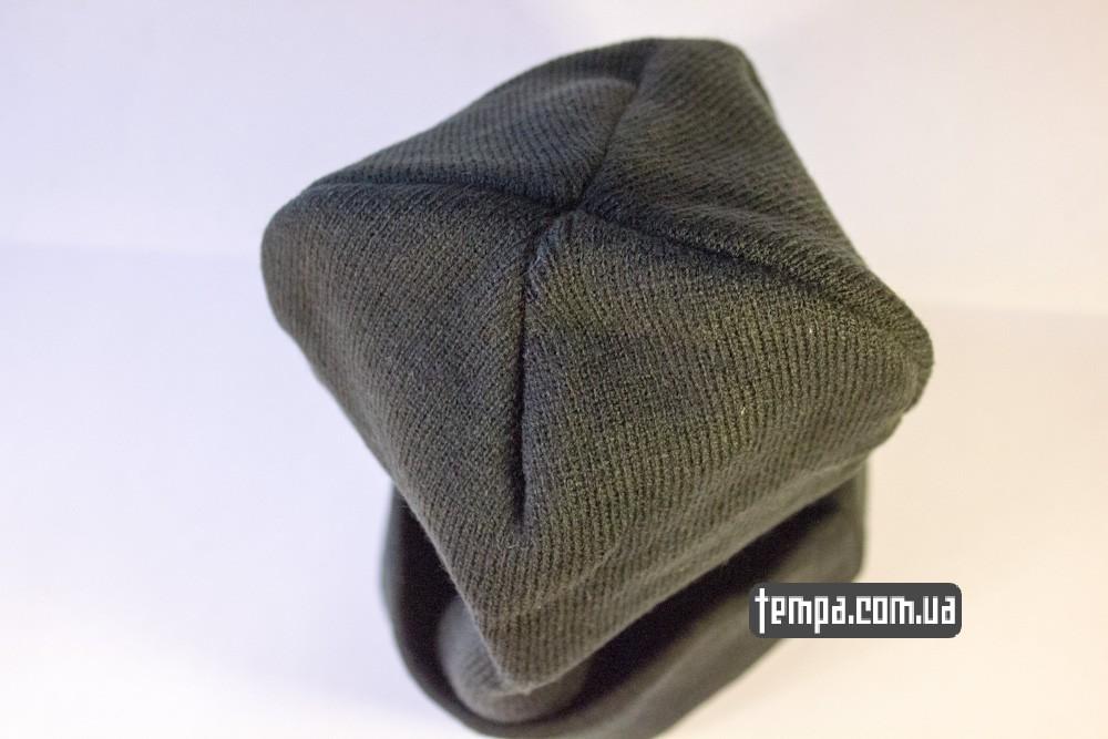 шапка черная Fuck the Cool Kids купить в украине_4