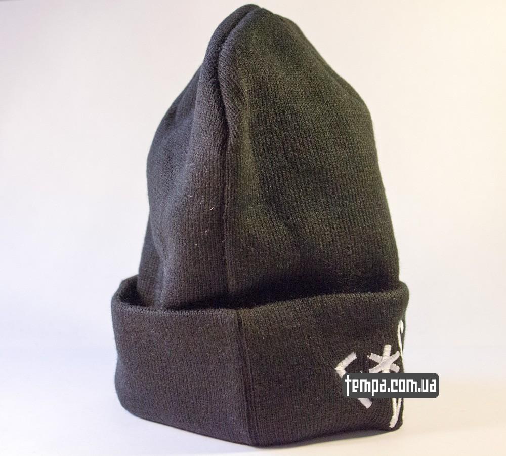 шапка черная Fuck you very much купить в украине_3