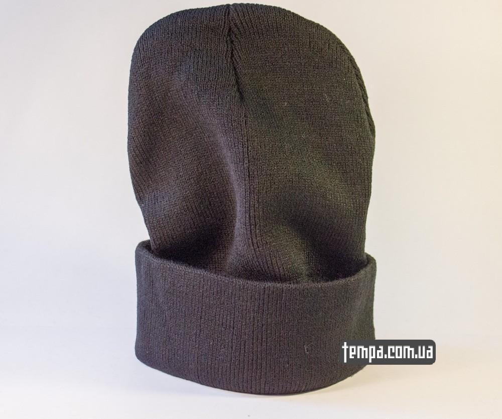 шапка черная wasted youth с крестом купить в украине_2