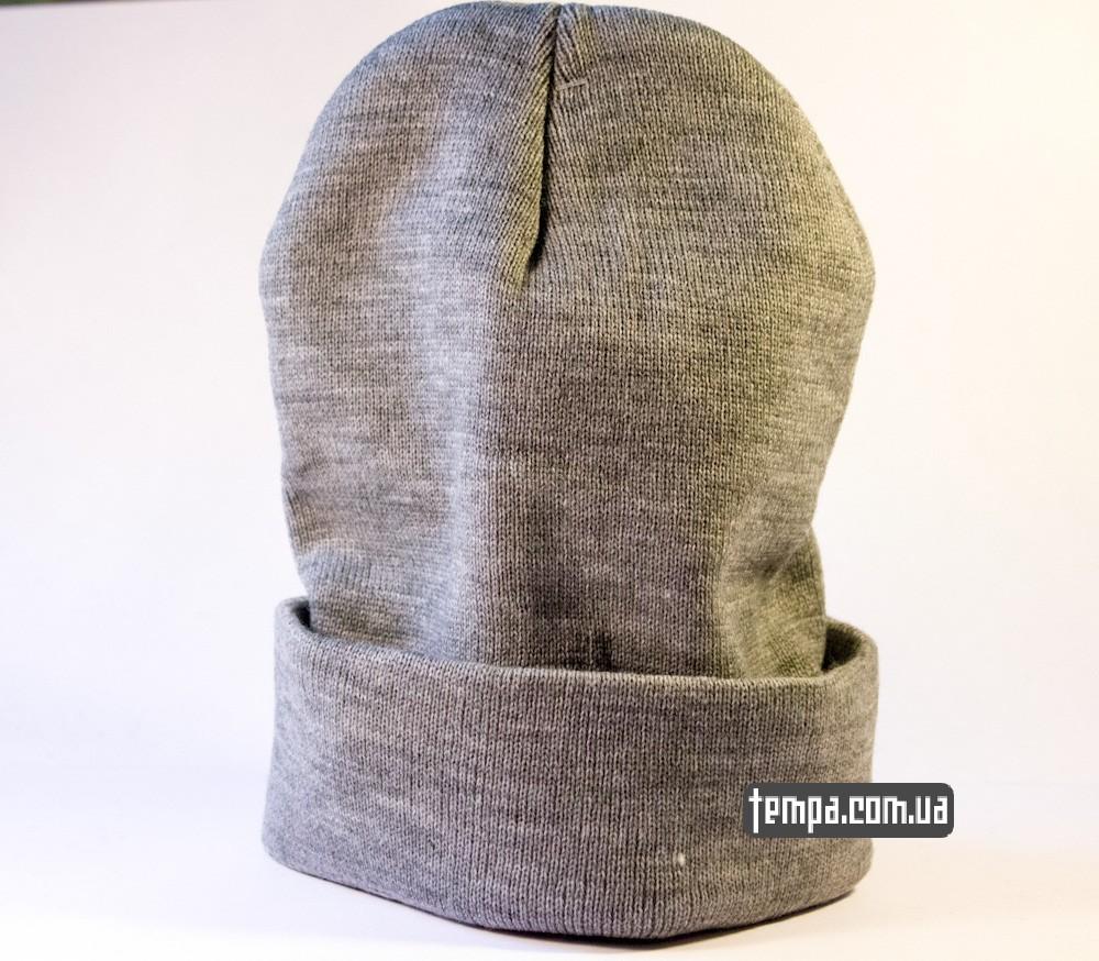 шапка серая Bitch dont kill my vibe купить в украине_3