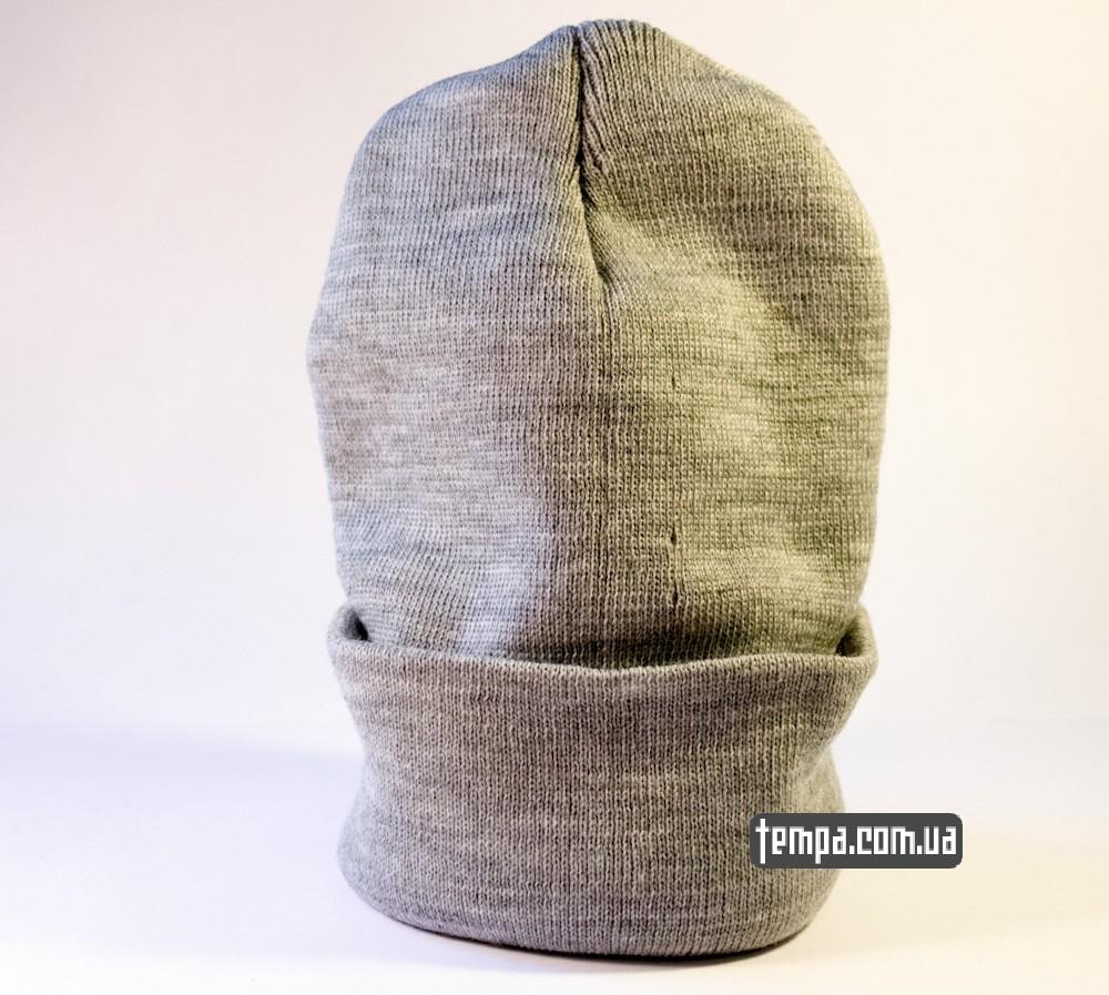 шапка серая Crooks and Castles Cocaine and Caviar купить в украине_2