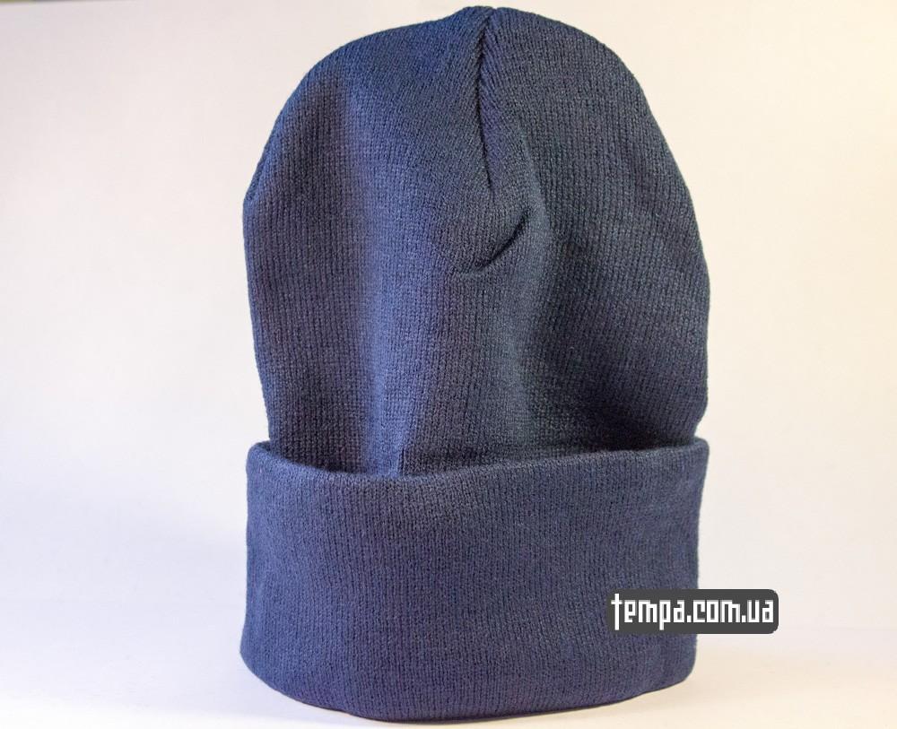 шапка темно синяя New Era Superman купить в Украине_3