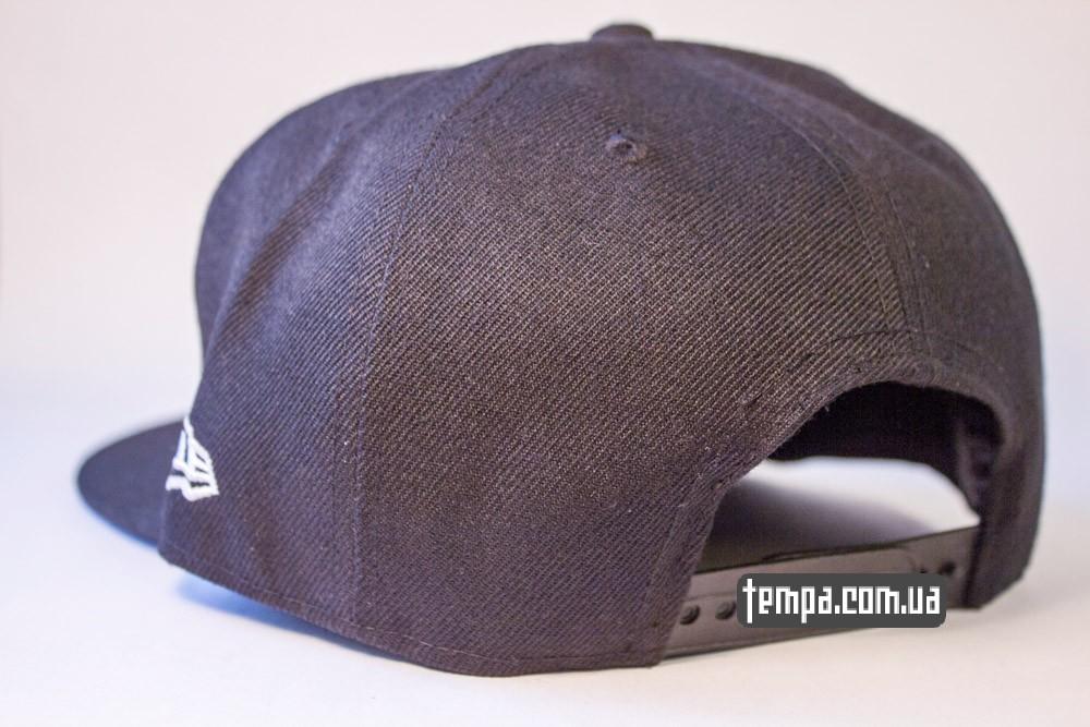 Купить кепку Snapback NewEra New York Yankees черную в Украине оригинал_2
