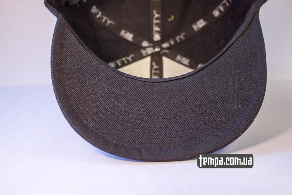 Купить кепку Snapback NewEra New York Yankees черную в Украине оригинал_5