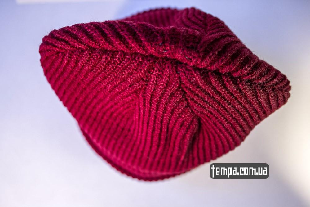 Зимняя шапка OBEY Posse купить в Украине зимнюю шапку обей оригинал_5