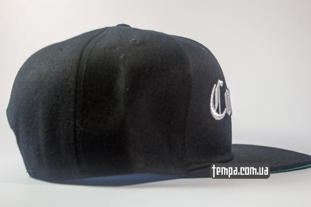 кепка бейсболка snapback Compton gangster черная купить в украине кемптон