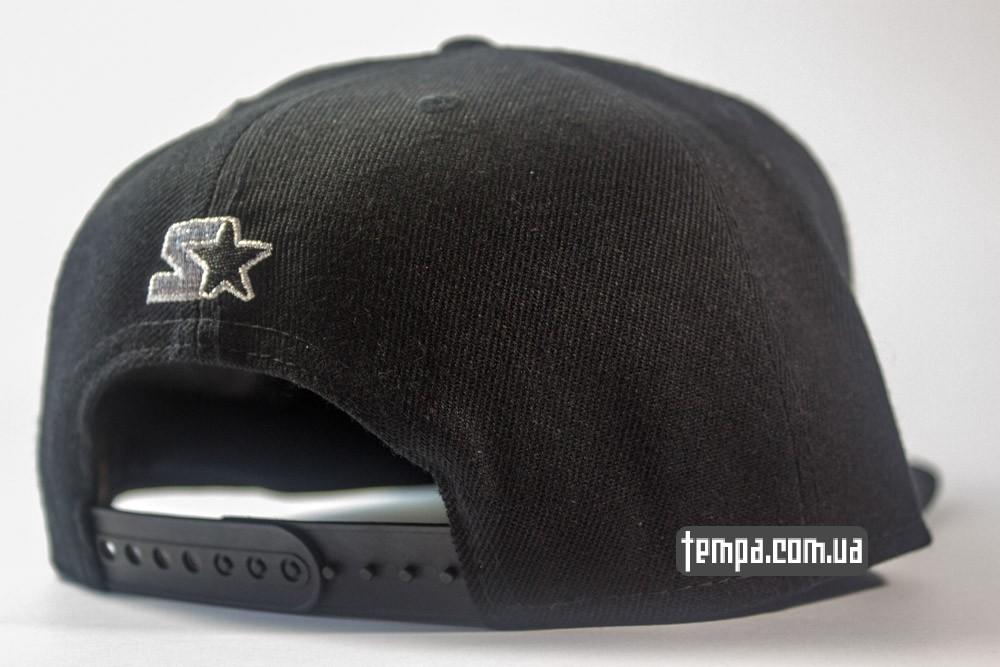 кепка бейсболка snapback Compton gangster черная купить в украине