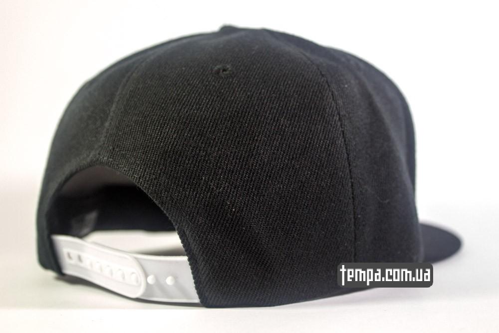 оригинальная кепка бейсболка snapback LA Los Angeles черная New Era 9fifty купить в украине