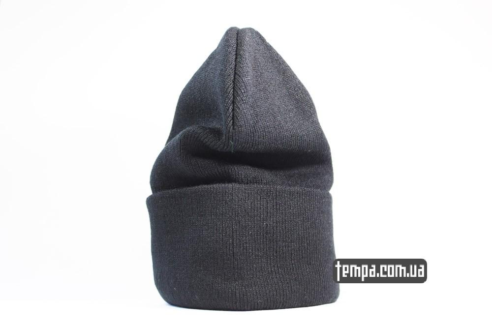 купить черную зимнюю шапку Carhartt кархарт Украина бини