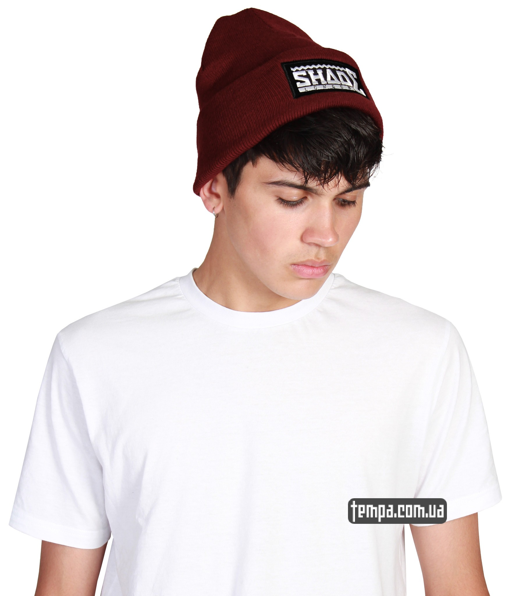 shade london beanie теплая зимняя шапка