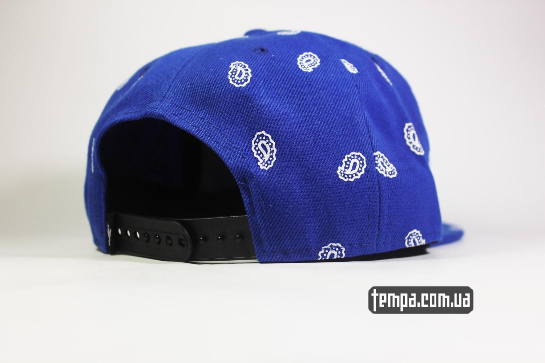 оригинальная кепка бейсболка с доставкой по украине оригинал кепка snapback STUSSY синяя голуюая oldschool