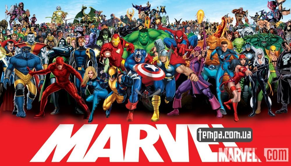 marvel-одежда комиксы фан группа купить