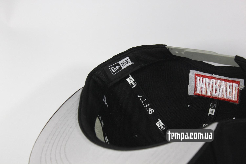new era 9fifty купить кепку бейсболкку реперку кепка бейсболка одежда Marvel Iron Man Spider-Man Hulk