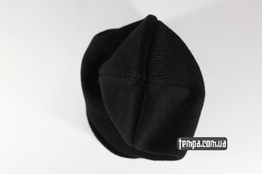 магазин оригинал америка шапка beanie stussy oldschool USA черная бини