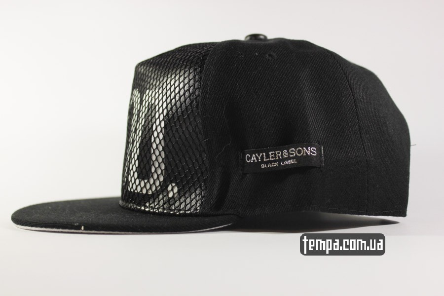 бейсболка реперка купить кепка snapback cayler and sons hood love_