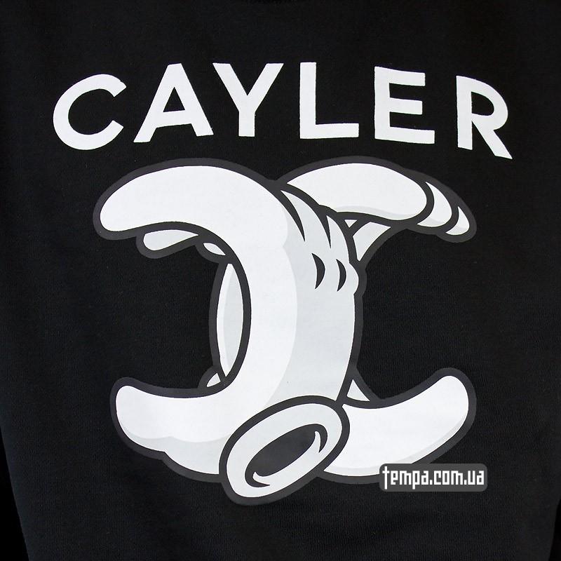 cayler and sons шанель шестипанельная кепка бейсболка