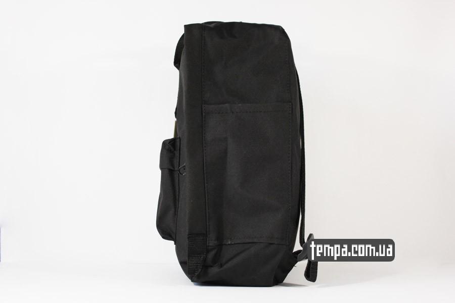 16 литров черный рюкзак kanken FJALL RAVEN