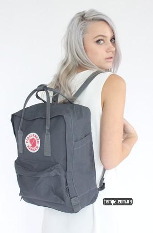 молодежный рюкзак kanken купить в Украине