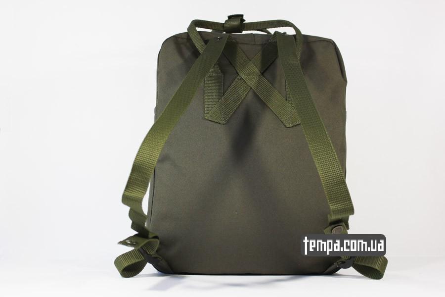 мужской рюкзак kanken FJALL RAVEN хаки купить в украине