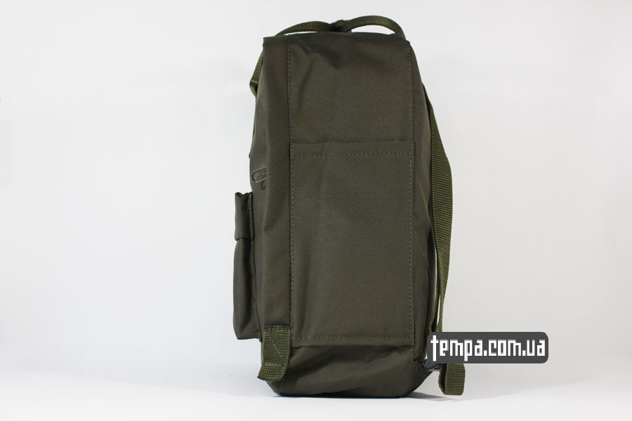 рюкзак унисекс лиса рюкзак kanken FJALL RAVEN хаки купить украина