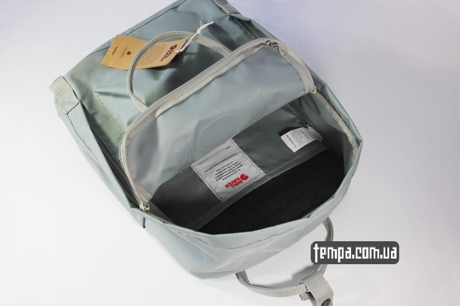 рюкзак животные fjallraven kanken купить украина серый