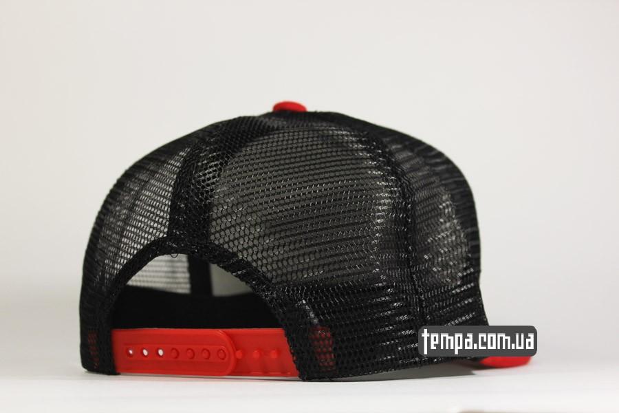 оригинал венс ванс украина кепка vans tracker бейсболка красная с сеткой