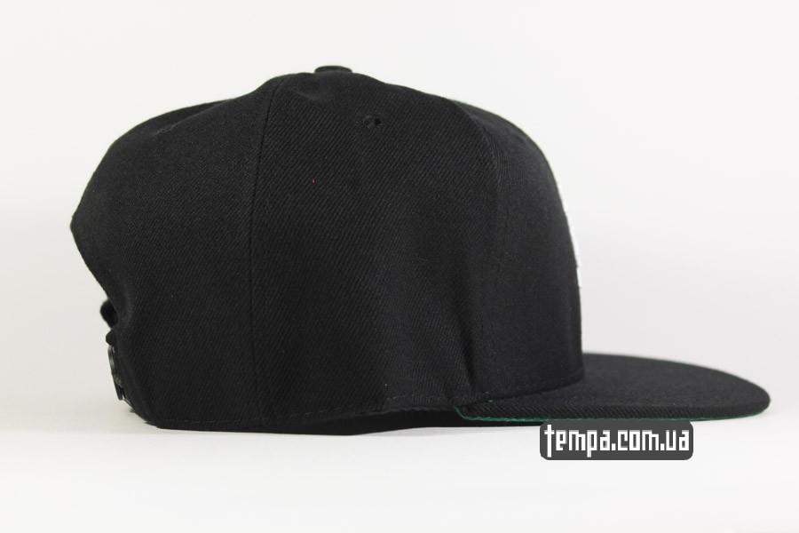 черная бейсболка кепка snapback ssur оиригинал купить