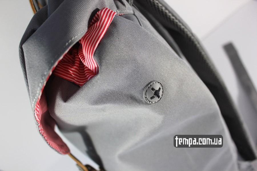 herschel рюкзак серый купить в укрине хершел