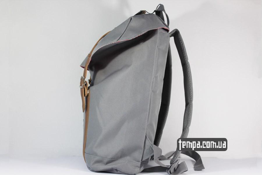 хершел одежда украина herschel рюкзак оригинал серый купить Украина