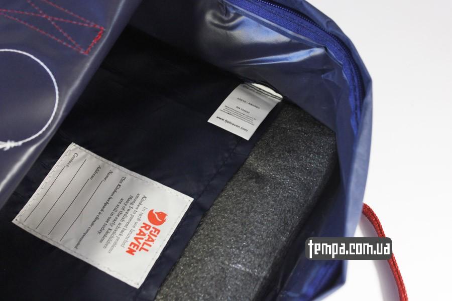 оригинальный рюкзак fjallraven KANKEN синий украина купить