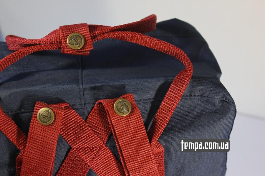школьный рюкзак fjallraven KANKEN синий украина купить