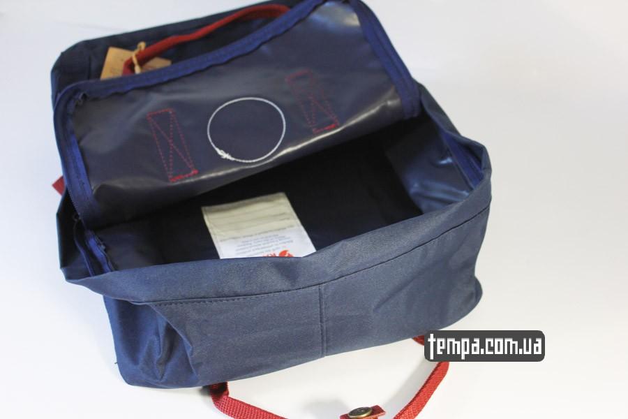 водонепронецаемый рюкзак fjallraven KANKEN синий украина купить