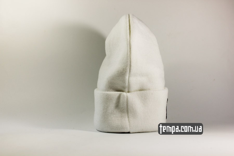 магазин шапка beanie NEW YORK NY Yankees New Era белая
