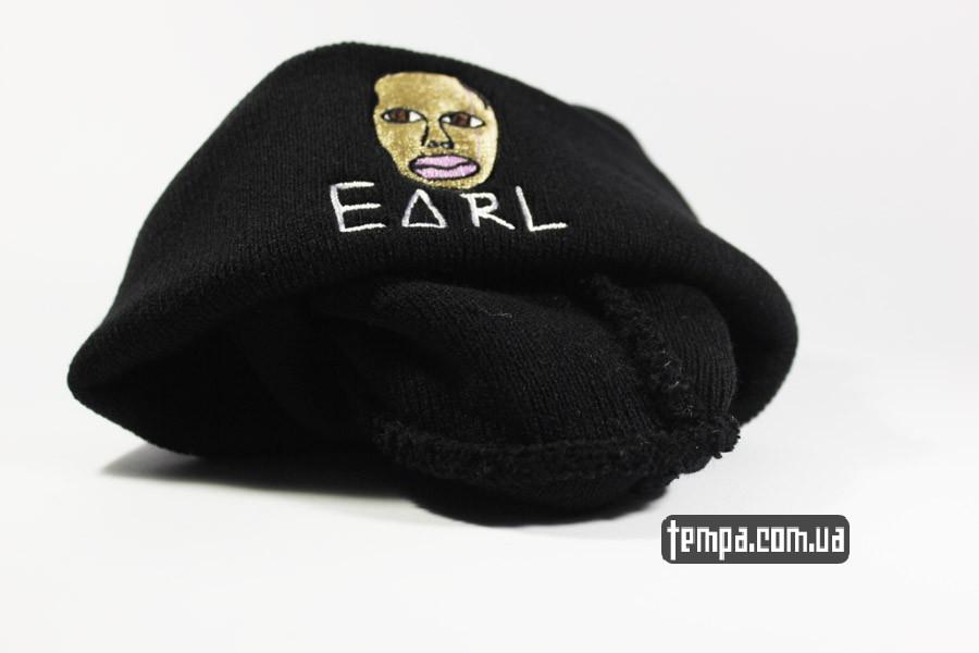 оригинал шапка beanie EARL ofwgkta odd future