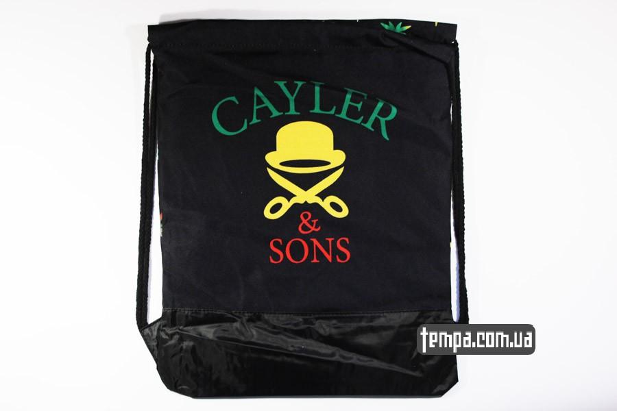 jamaica сумка мешок cayler sons конопля rolling weed bag