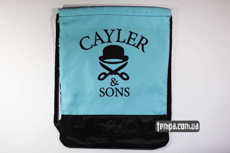 летняя сумка мешок cayler sons honolulu fickun city гавайская