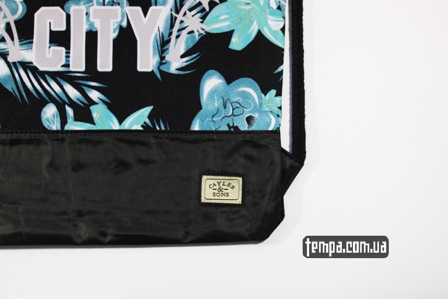 лето пляж сумка мешок cayler sons honolulu fickun city гавайская